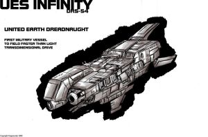 UES Infinity Concept by fongsaunder