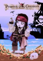 Jack Sparrow by Archiri