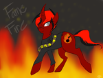 Request Fame Fire by TheLonlyBanana