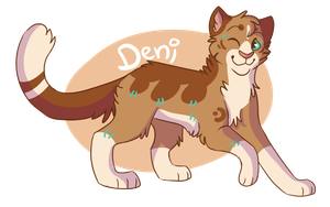 Deni cat by Spriingy