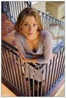Ingrid - galleria stair 1 by wildplaces