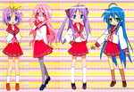 Lucky Star wallpaper by AniimeLoverr