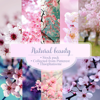 [Stock pack] Natural beauty (9pics) by ThaoPhanSone