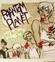 Phantom Planet CD Cover by TenaciousBee