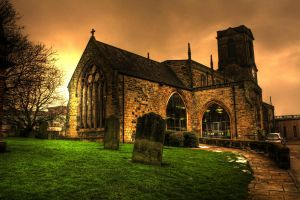 Saint Marys Church 3 by bri1983