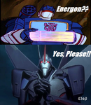 Energon Please by allora217
