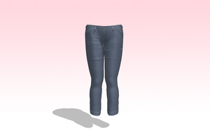 MMD Jeans by amiamy111