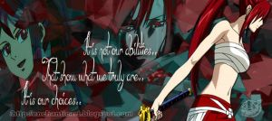 erza quotes by enchantic-erza