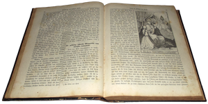 Book of 1877 - 001 - Clear Cut [UPDATE] by Travail-de-lame