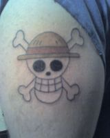 One Piece Tat by elrond401