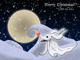 Merry Christmas by SpiderZed