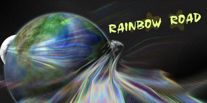 Rainbow Road by Worldnewser