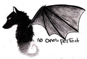 No One's Perfect by hinata8D