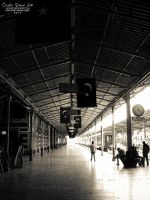Sirkeci Gari by Wordup