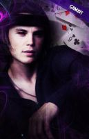 Gambit - Taylor Kitsch by AmethystProject
