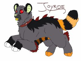 joyride- september 2015 official ref. by gay-doq-nerd