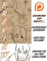 :Preview: Fanart - Coming up next... by JakeNova