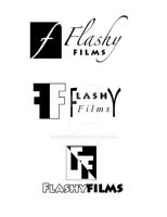 Flashy Films logo design by CmM359821