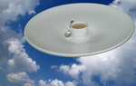 A Real Flying Saucer by tupilak