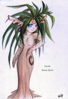 +Dryad - Towards the Light+ by TyrantFlame