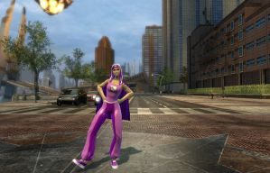Screwball in DC Universe Online by Shritistrang