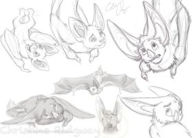 The Bats by Ski-Machine