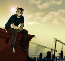 Rooftop by Buscetti