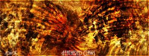 Feathered Claws set 1 by Spiral7