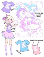 Pegasus shirts as tanks too by zambicandy