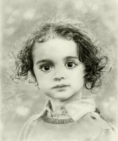 Curly girl by Pappa60