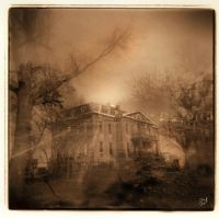 Old Naval Hospital by apres-image