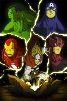 avengers by Anny-D