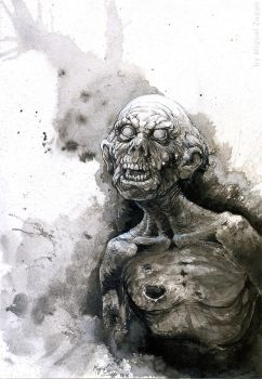 Zombie by miguelzuppo