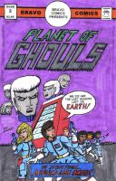 Planet of Ghouls by R-gonz