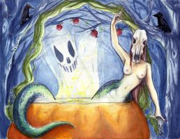 Death and Rebirth by k-sanzo