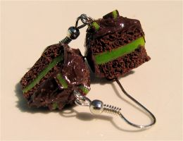 GrasshopperEarrings by MotherMayIjewelry