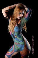 Ellee Brushed Body Paint II by oldmacman
