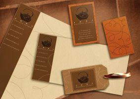 Emma pottery studio CI by anahitaz