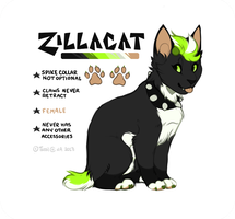 Zillacat Ref 2013 by Tazzil