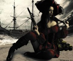PIRATE! by editingninja