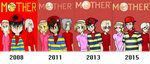 MOTHER - Then, then, then, and now by SkyMaro