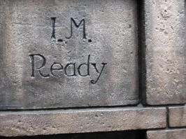 Haunted Mansion Tombstone 4 by Phantom509