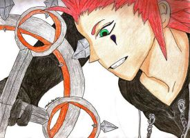 Axel by demonchick25
