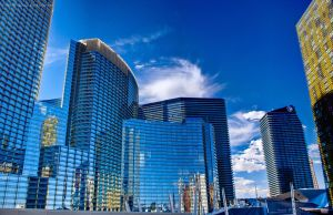 Las Vegas City Center HDR by eanimusic