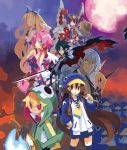 Disgaea 4 character roster by rrizqiw