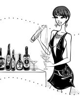 Hot Girl Etiquette: The Host With The Most by Bouxjie