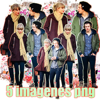 Pack png 125 Haylor by MichelyResources