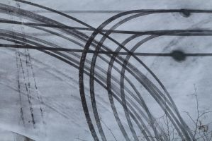 snow lines by GSMStreetPhotography