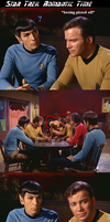 Star Trek - Romantic Time by InnocentRedShirt