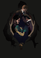 Hannibal Shirt Design by valachhim